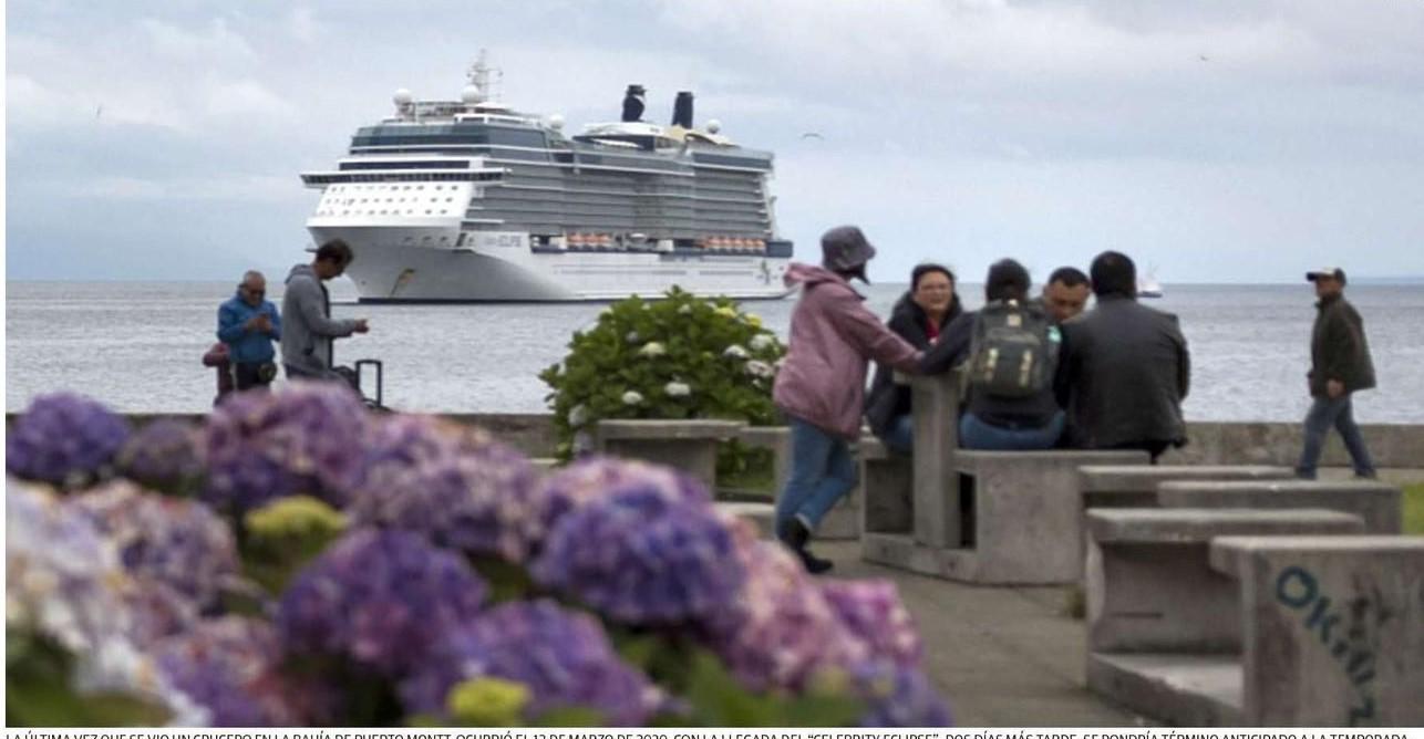 Crece la expectación ante un probable regreso de los cruceros a Puerto Montt